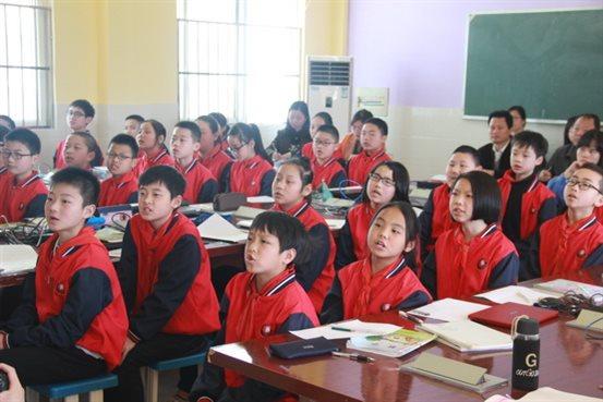 合肥光华学校:手拉手,心连心,一起往前走…… - 合肥光华学校招生平台 -