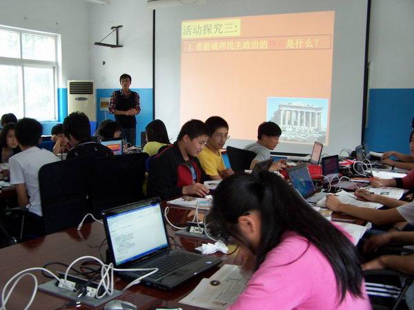 合肥光华学校信息化创新教育
